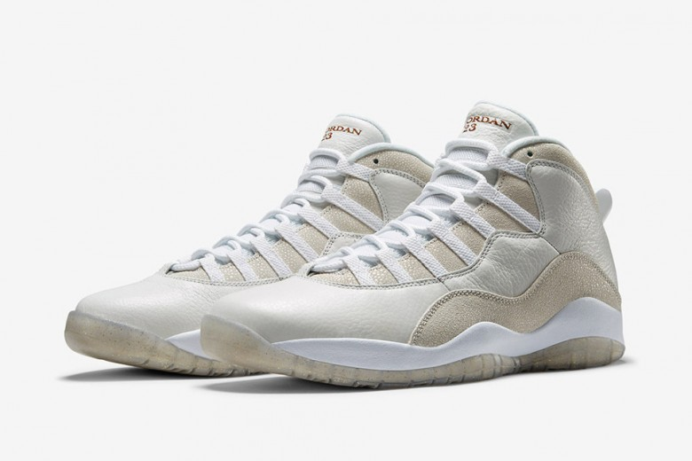 Official Look At The Air Jordan 10 - OVO