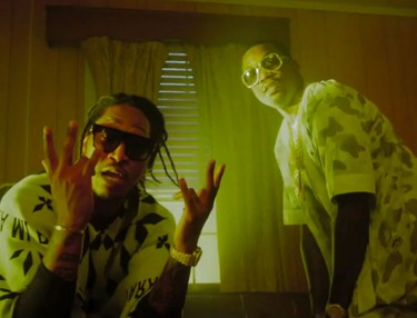 Meek Mill ft. Future - Jump Out The Face (Video)