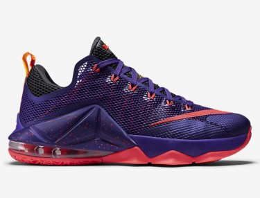Nike LeBron 12 Low - Raptors