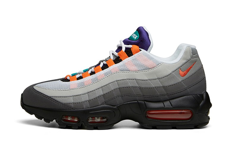 Nike Air Max 95 - What The