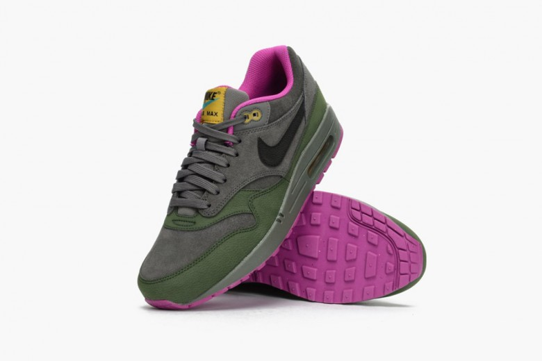 Nike Air Max 1 - Dark Pewter/Black