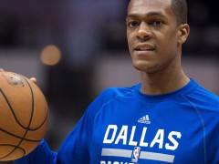 Rajon Rondo Joins Kings On One-Year Deal