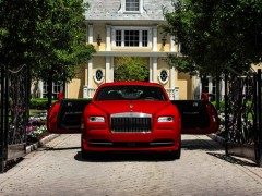 "Rolls-Royce Debuts Wraith ""St. James Edition"""