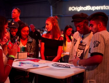 adidas Originals Supershell Experience With PHARRELL WILLIAMS & PUSHA-T (Recap)