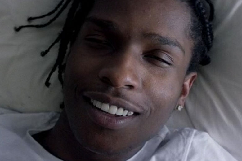 A$AP Rocky ft. Miguel & Rod Stewart - Everyday (Video)
