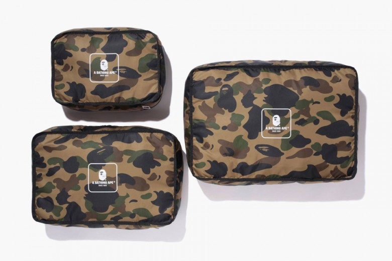 BAPE 2015 Travel Collection