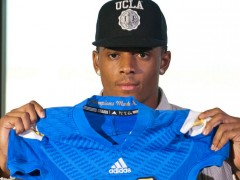Snoop's Son Cordell Broadus Quits UCLA Football