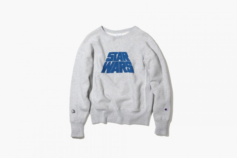 Champion x BEAMS 2015 Star Wars capsule