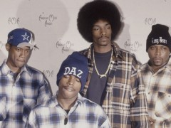 """Straight Outta Compton"" Sequel Planned With Snoop Dogg & Dogg Pound"