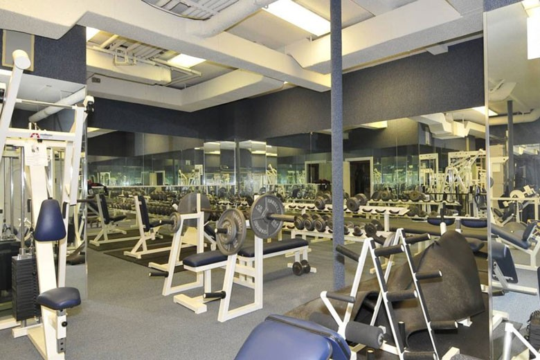 Home Gym | Credit: William Raveis Realty