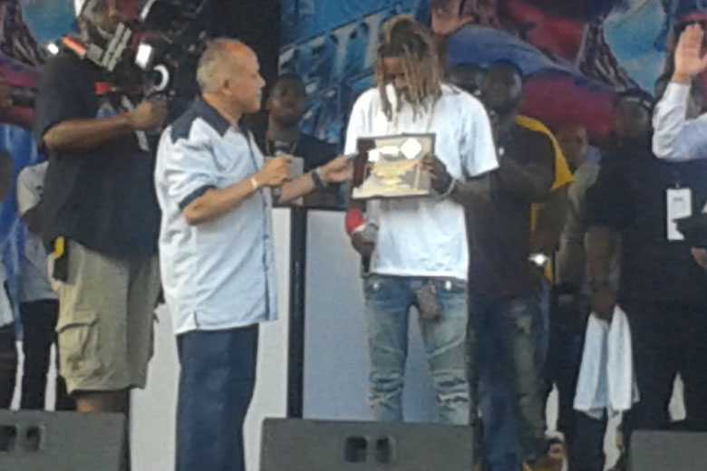 Fetty Wap Honored With Key To City In New Jersey