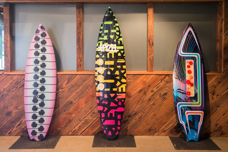Hurley x Tribal 2nd Annual Legacy Show (Recap)