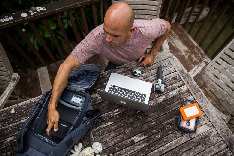 Incase x Kelly Slater Action Camera Collection