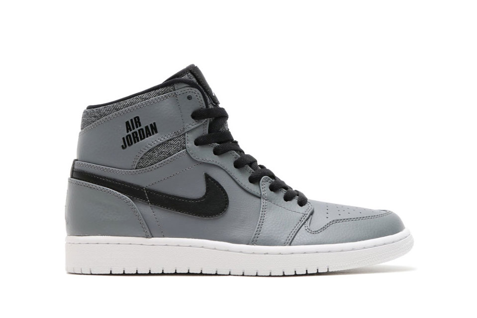 Air Jordan 1 Rare Air - Cool Grey
