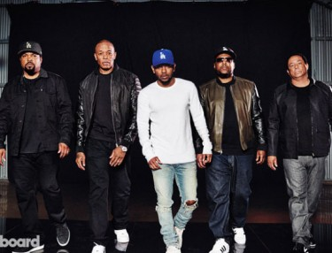 Kendrick Lamar Interviews N.W.A. For Billboard