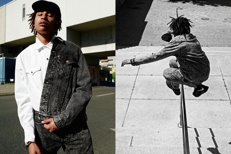 Levi's x Patta Fall 2015 Collection