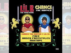 Lil B & Chance The Rapper – Free (Mixtape)