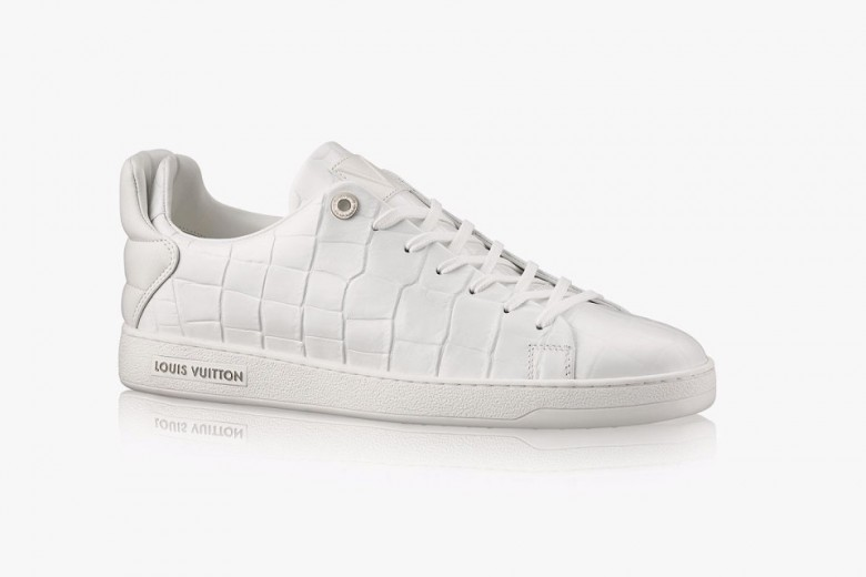 Louis Vuitton Releases Its Frontrow Sneaker