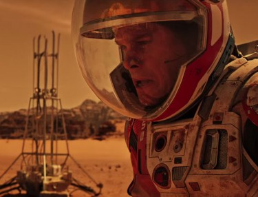 The Martian (Official Trailer) Starring Matt Damon