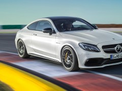 Introducing The 2017 Mercedes-AMG C63 S Coupé