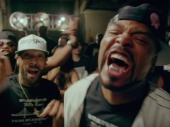 Method Man ft. Redman, Hanz & Streetlife – Straight Gutta (Video)