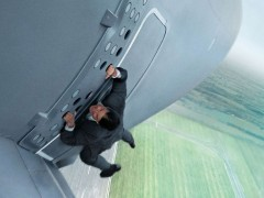 """""""Mission: Impossible"""" Takes Weekend Box Office"""