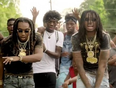 Migos - Pipe It Up (Video)