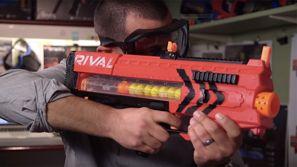 Nerf Introduces 70 MPH Blasters