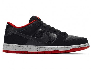 Nike SB Dunk Low Pro Black/Cement