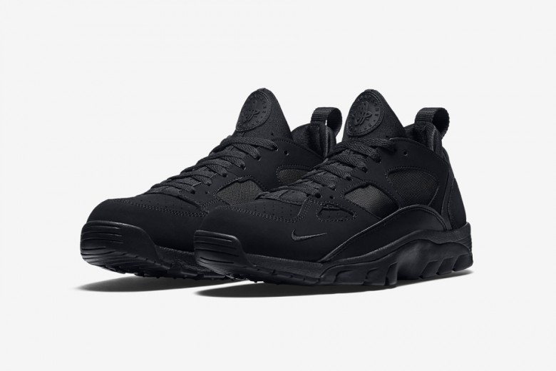 Nike Air Trainer Huarache Low - All-Black