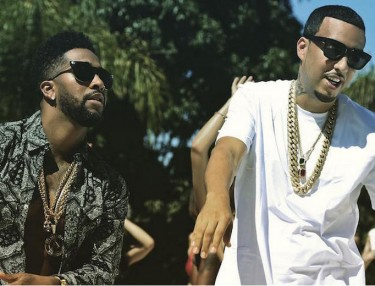 Omarion ft. Kid Ink & French Montana - I'm Up (Video)