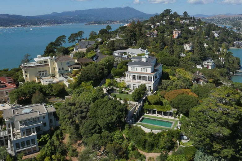 Inside Bay Area-Based $47M Locksley Hall Estate
