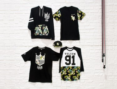 Volcom x New Era 'Future Athletics' Collection