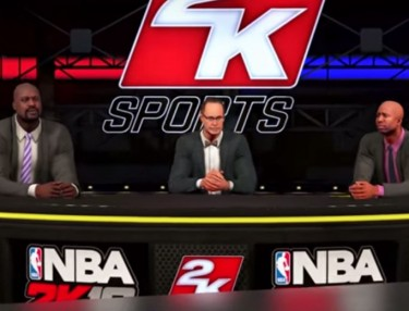 NBA 2K16 Presents: Shaq, Ernie & Kenny