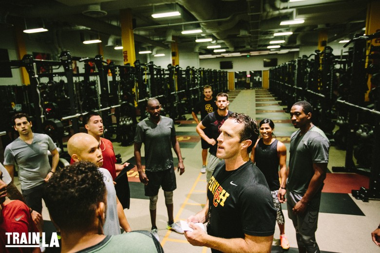 Nike's Train LA Challenges Everyday Citizens To Be Better Athletes