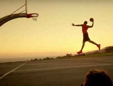 Red Bull Taps Anthony Davis To 'Dunk The Sun'
