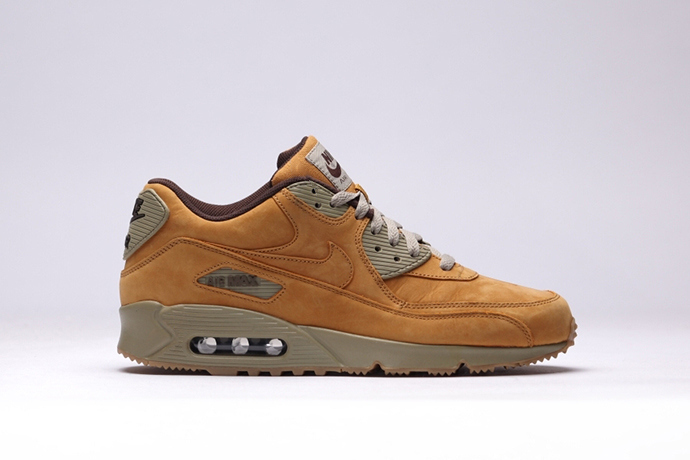 nike air max 90 winter prm wheat closer look inspections