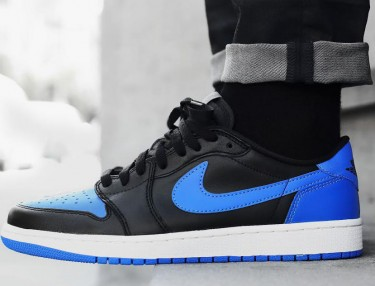 Air Jordan 1 Low OG 'Royal'