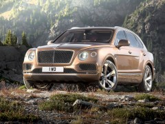 Bentley Officially Unveils 2017 Bentayga SUV