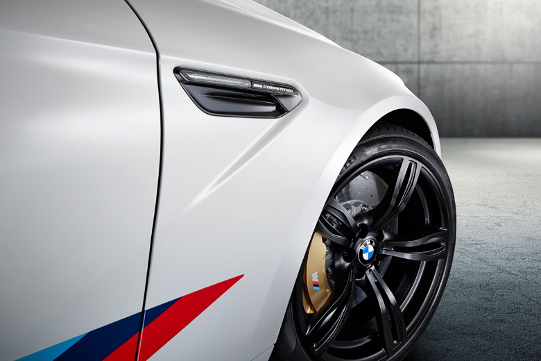 2016 BMW M6 Competition Edition