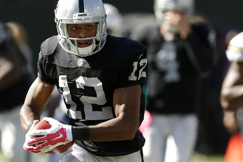 Cowboys Get Wr Brice Butler Via Trade From Raiders