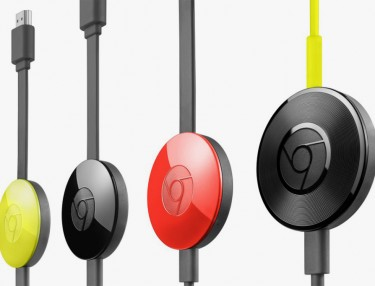 Google Introduces The Chromecast 2