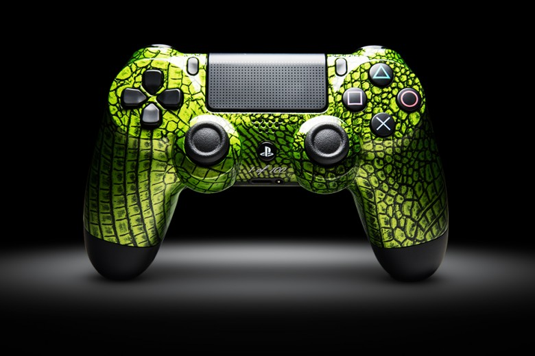 ColorWare PS4 & Xbox One 'Jurassic' Collection
