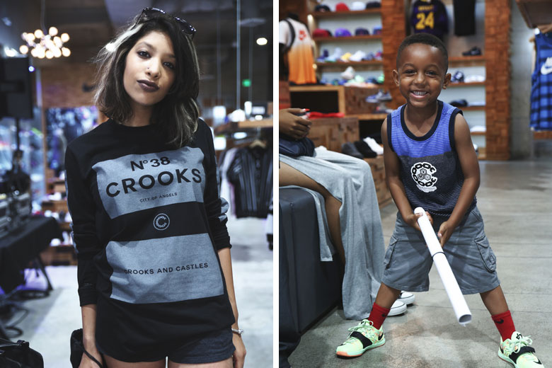 Shiekh Shoes x Crooks & Castles Collection In-Store (Recap)