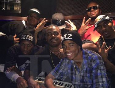 Cast Of The Upcoming Dogg Pound Biopic