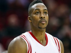 Rockets' Dwight Howard Detained At Houston Airport With Gun