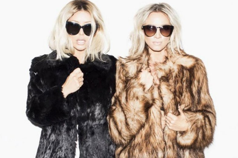 Dumblonde - Aubrey O'Day and Shannon Bex