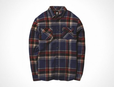 Element Fall 2015 Flex Flannel