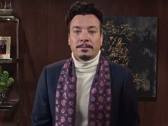 "Jimmy Fallon Spoofs ""Empire"" On The Tonight Show"