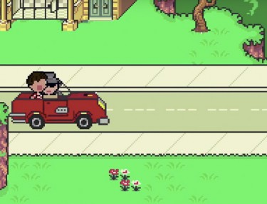 Ferris Bueller's Day Off Recreated In 8-Bit